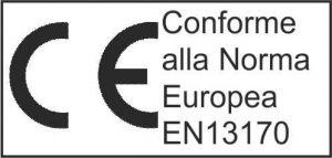 Sughero Corkpan certificato CE per isolamento termico