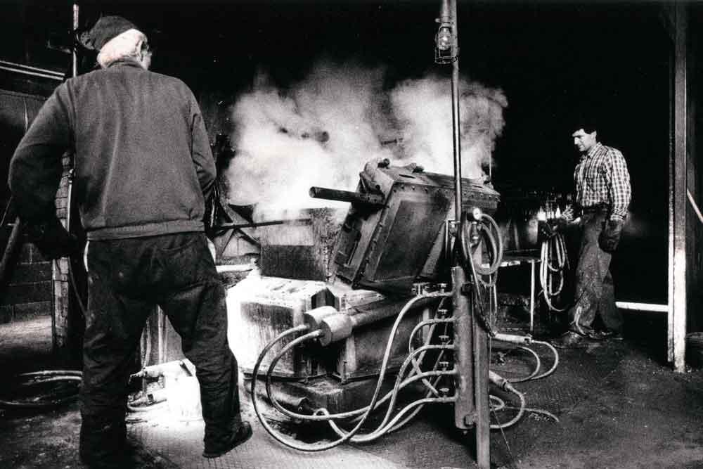 Tecnosugheri nasce nel 1950 a Senago per produrre sughero espanso per isolamento industriale