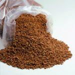 Sughero granulare Corkpan per alleggerimenti