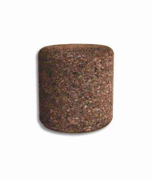 Mool - Pouff realizzato in sughero Tecnosugheri