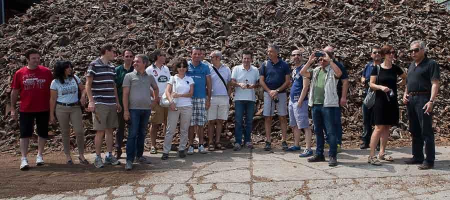 VIaggio in Portogallo2013 tecnici Casaclima