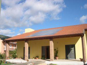 Il sughero Corkpna riveste a cappotto il primo edificio in Sardegna certificato CasaClima Gold