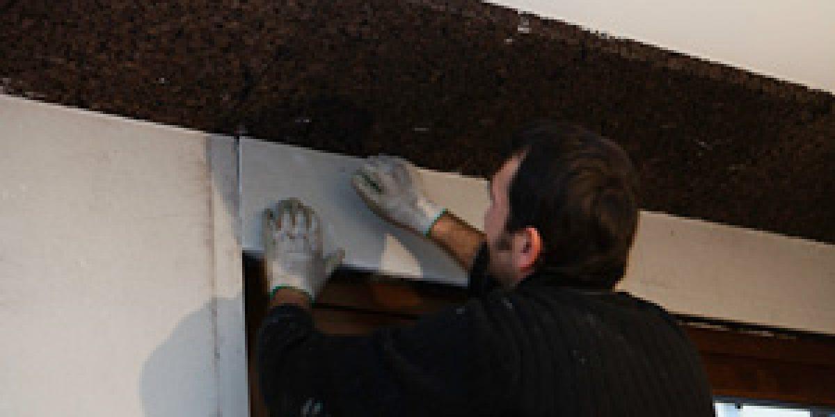 eliminazione umidità con cappotto interno in sughero