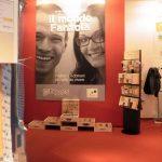 Un dettaglio della comunicazione di Fanzola-CasaNatura a Klimahaus 2014