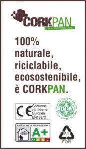 Nuovo marchio Corkpan e principali carattestiche