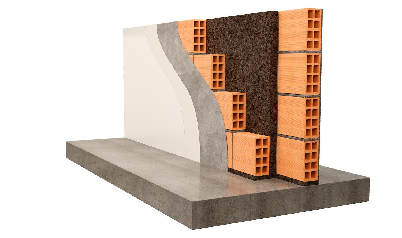 Isolamento acustico pareti divisorie interne in sughero Corkpan