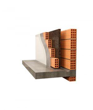isolamento intercapedine parete esterna sughero corkpan