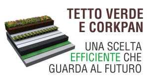 I vantaggi di realizzare un tetto a verde isolato in sughero