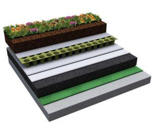 Tecnosugheri è partner di Effisus, per la realizzazione di tetti a verde