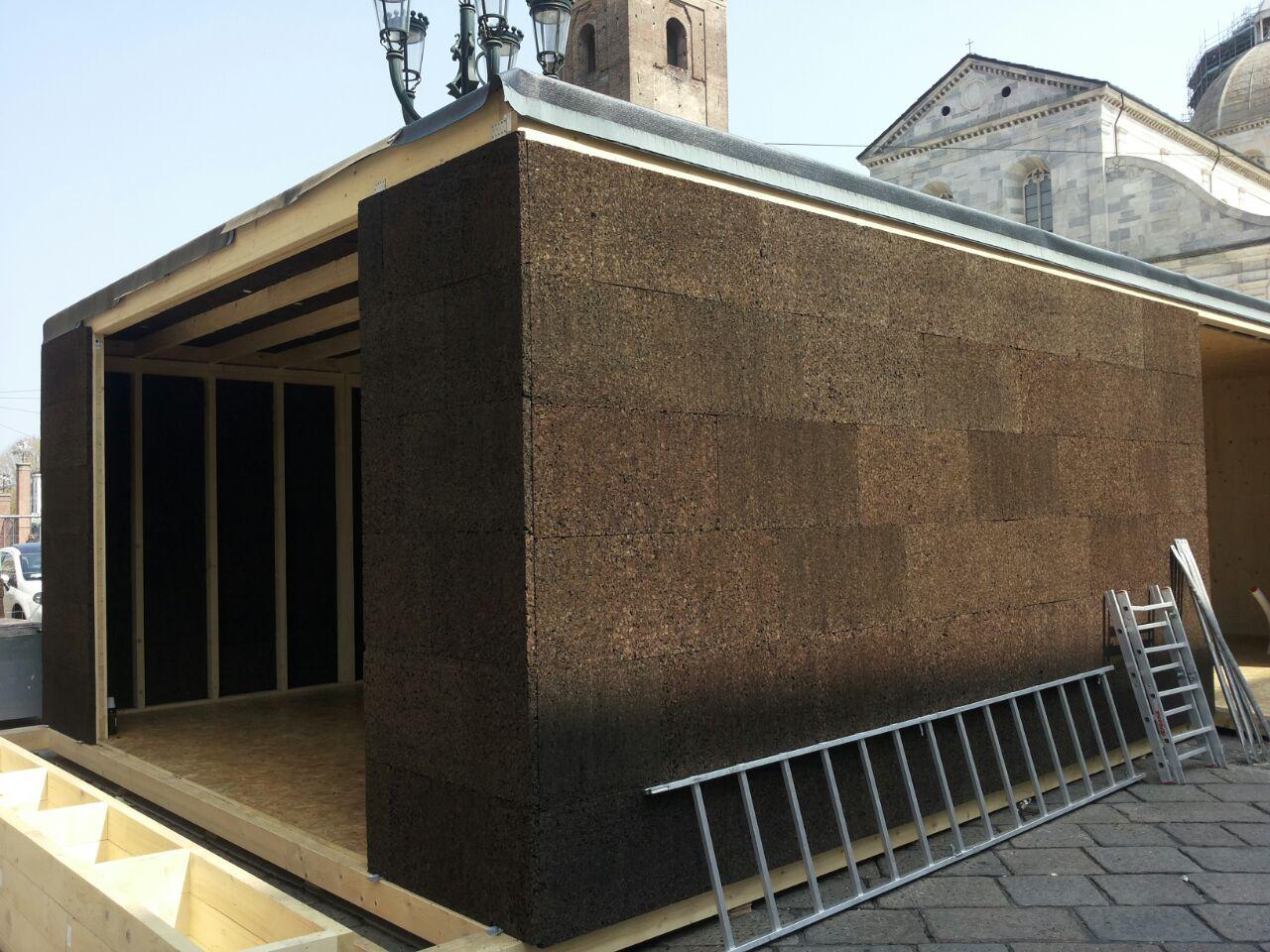 Tecnsougheri ha isolato la Penitenzieria dell'Ostensione della Sindone 2015 a Torino