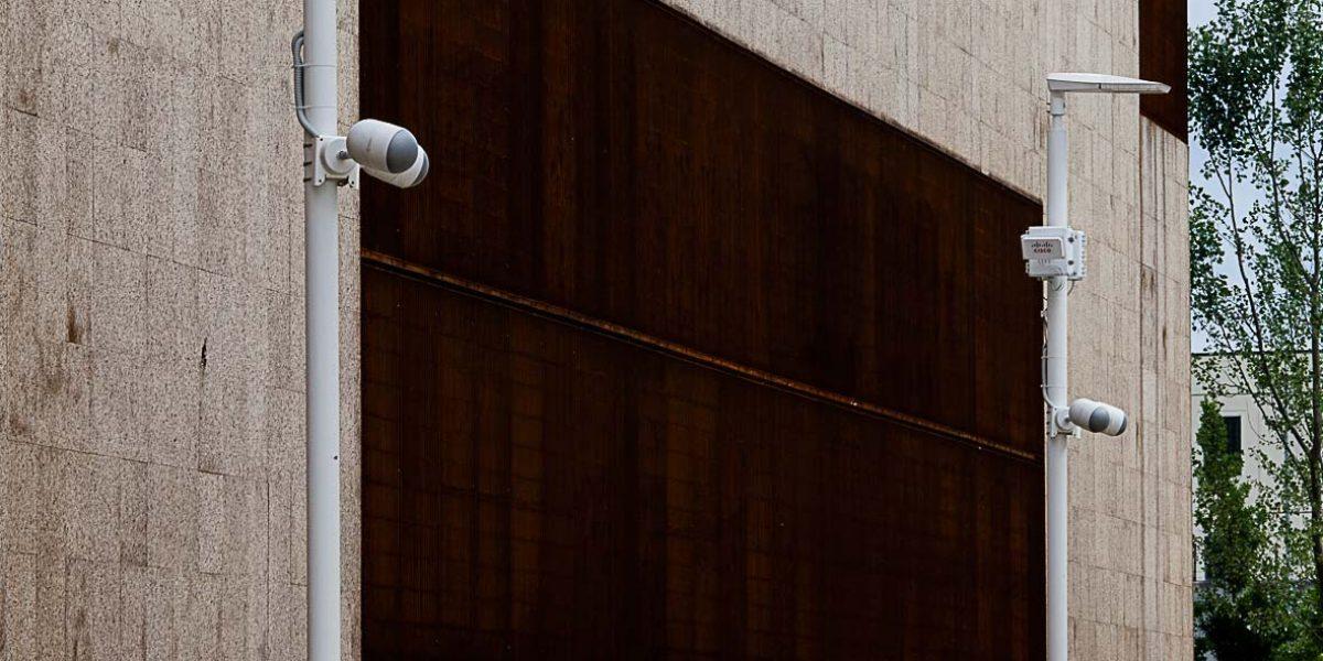 Il sughero faccia a vista del padiglione del Brasile è stato fornito da Tecnsougheri