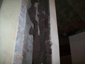 Le pareti delle celle frigorifere sono spesso rivestite con 30 cm di sughero tostato