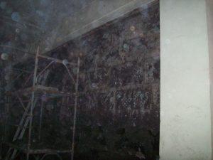 Tutto il sughero recuperato dalle celle frigorifere è stato recuperato e granulato