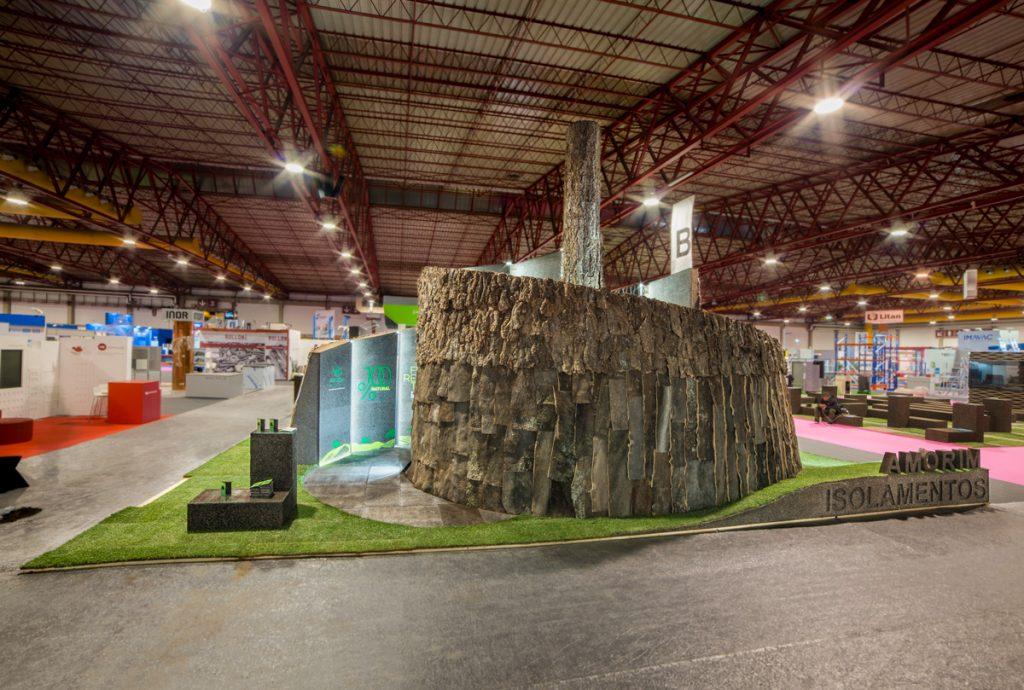 Amorim partecipa alla fiera di Porto Concreta 2015