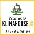 Tecnsougheri partecipa a Klimahouse 2016