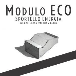 Tecnosugheri è partner del modulo eco di parma, che ospiterà lo sportello energia