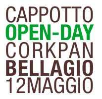Tecnsougheri organizza un open-day in cantiere a Belalgio per effettuare una dimostrazioen di psoa del cappotto in sughero CORKPAN