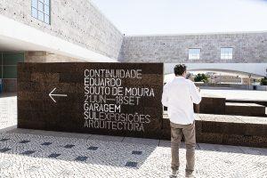 VIsita lal msotra COntinuidade dedicata all'arch. Edouardo Souto de Moura
