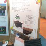 Il sughero Corkpan esposto alla Mostra di legambiente sui 100 materiali per la nuova edilizia
