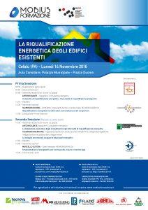 Tecnosugheri è sponsor del Seminario di Cefalù organizzato da Mobius Formazione