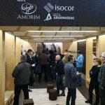 Lo stand Tecnosugheri a Klimahouse BZ 2018