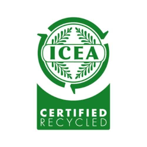 Il sughero CORKPAN ha la certificazione di prodotto 100% ottenuto da riciclo di scarti forestali