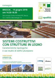 Semianrio Costruire in Legno con Artuso Legnami e Tecnosugheri