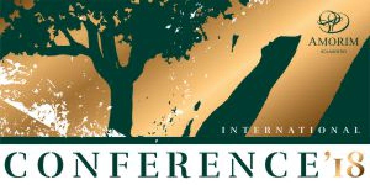 Tecnosugheri protagonista alla CorkConference di Lisbona 2018 organizzata da Amorim Isolamentos