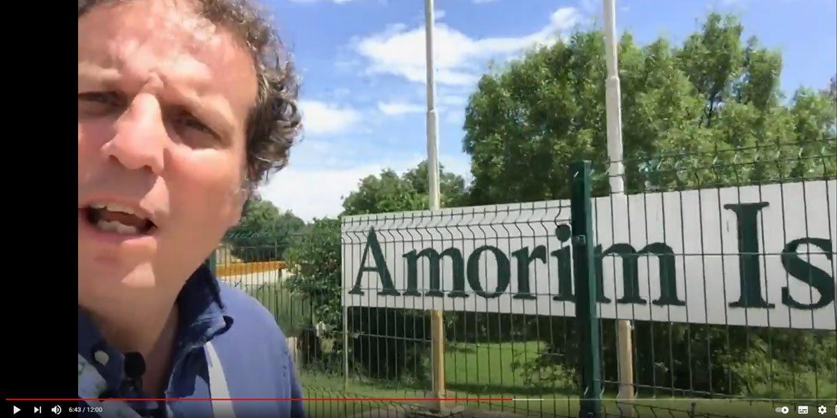 Vide-racconto del viaggio in Portogallo con l'Arch. Gianni Terenzi