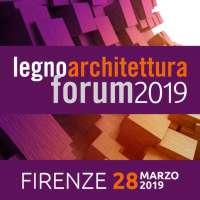 Tecnosugheri al Forum legnoarchitettura di Firenze 2019