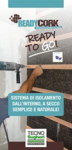 Tecnosugheri presenta il Sistema per l'isolamento a secco dall'interno, salubre, sostenibile e veloce da applicare!