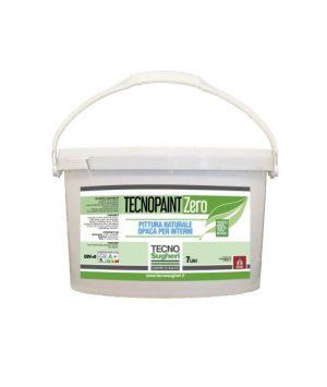 TecnoPaint Zero è una pittura da interni senza petrolichimico derivati