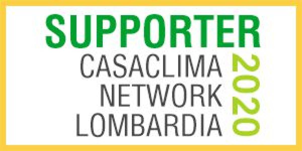 Tecnosugheri Supporter 2020 del CasaClima Network Lombardia
