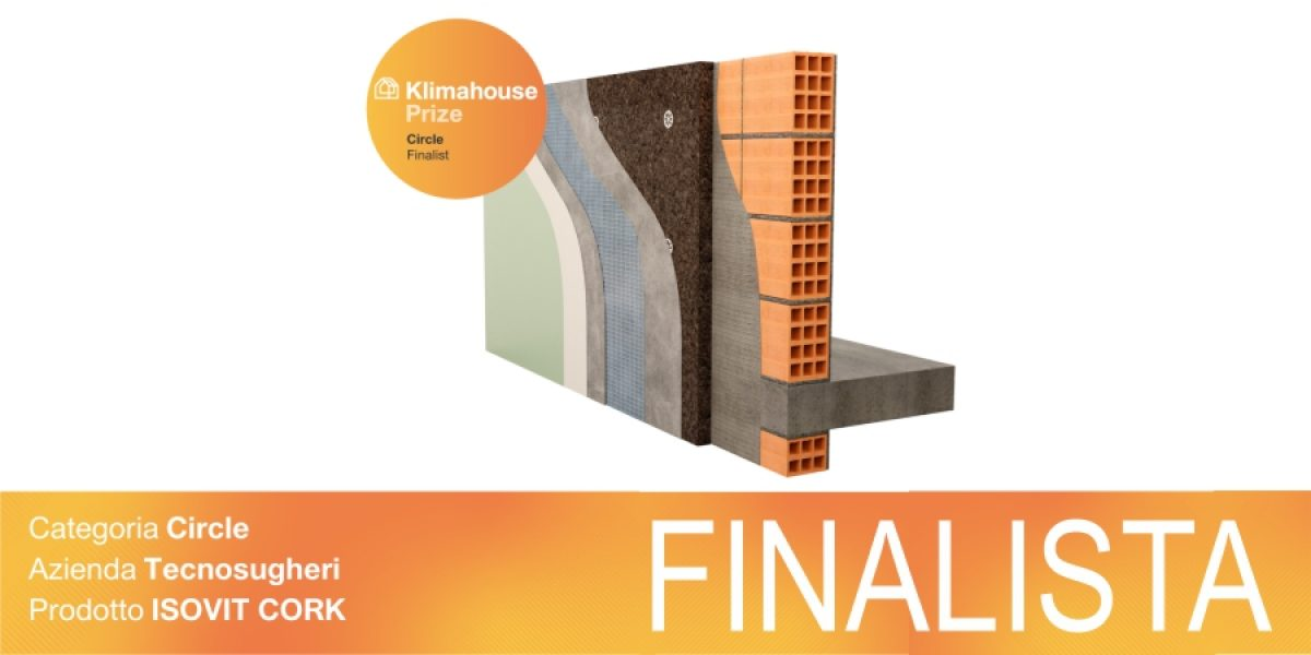 Tecnosugheri finalista a Klimahouse Prize 2021